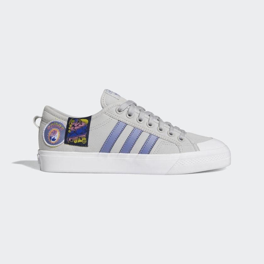 adidas Nizza Shoes - Grey | adidas US