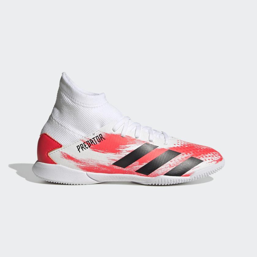 Chaussure Predator 20.3 Indoor - Blanc adidas   adidas France