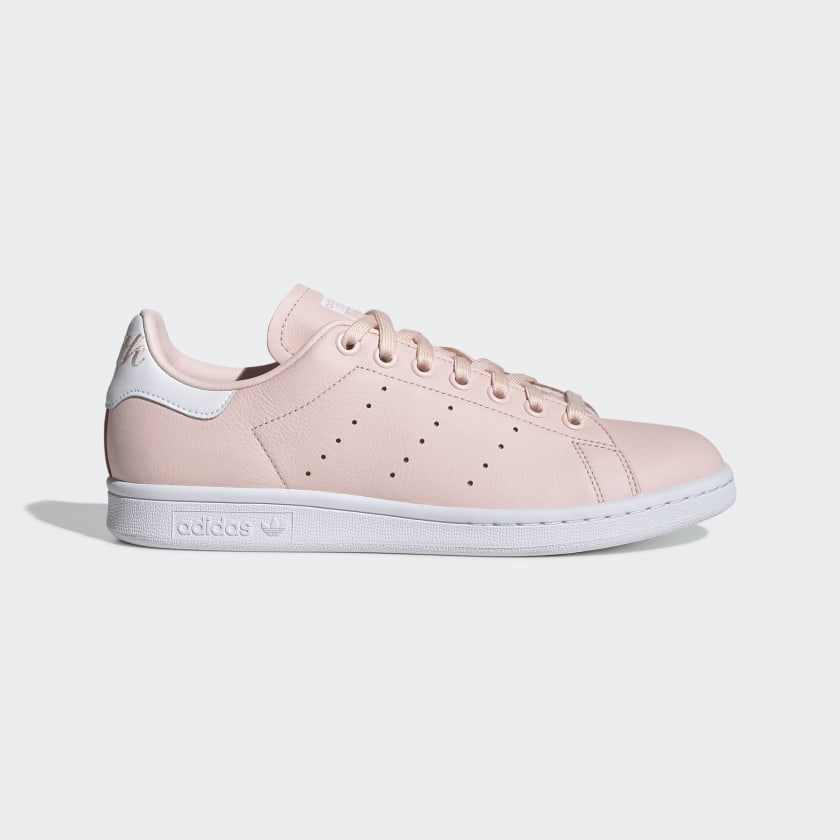 adidas Stan Smith Shoes - Pink | adidas US