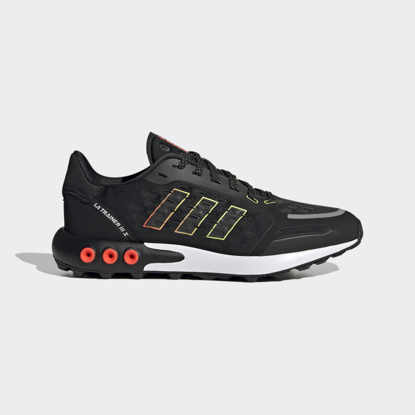 adidas LA Trainer 3 Shoes - Black | adidas US