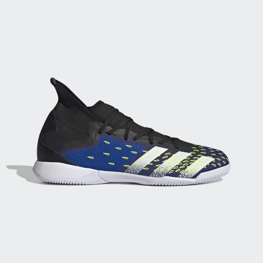 adidas Predator Freak.3 Indoor Shoes - Black   adidas US