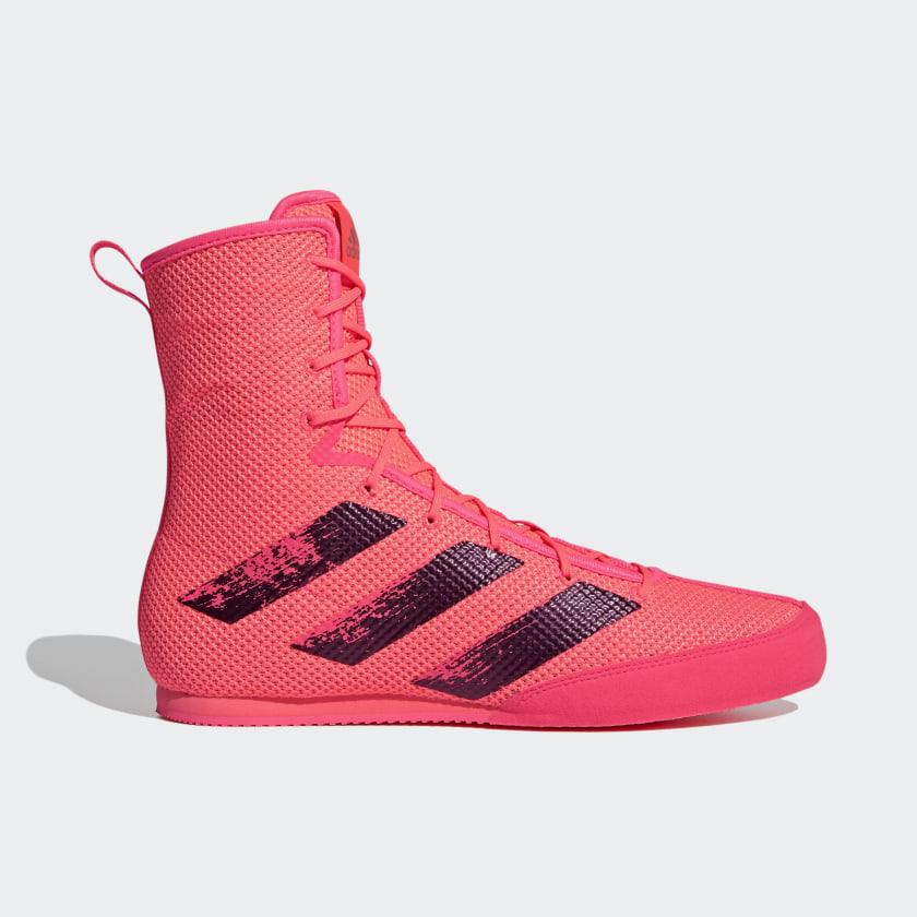 adidas Box Hog 3 Shoes - Pink | adidas US