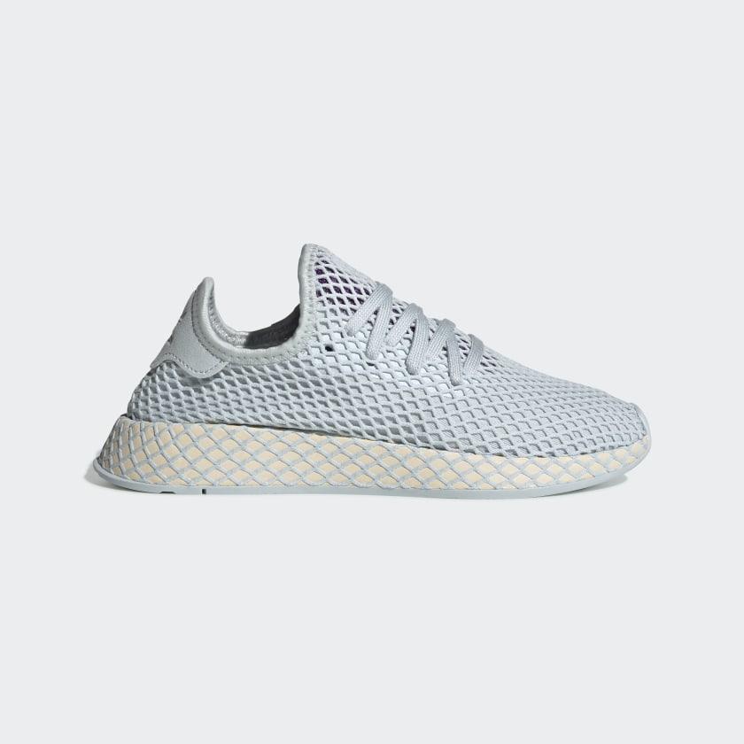 adidas Deerupt Runner Shoes - Blue   adidas US