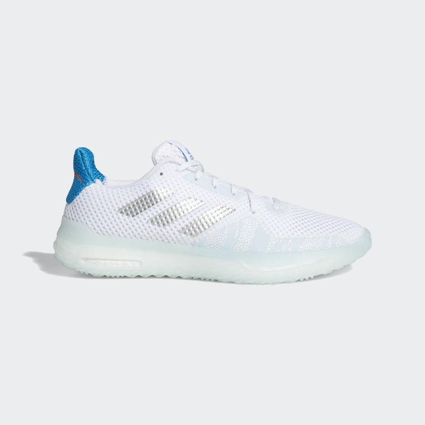 adidas FitBoost Primeblue Trainer Shoes - White | adidas US