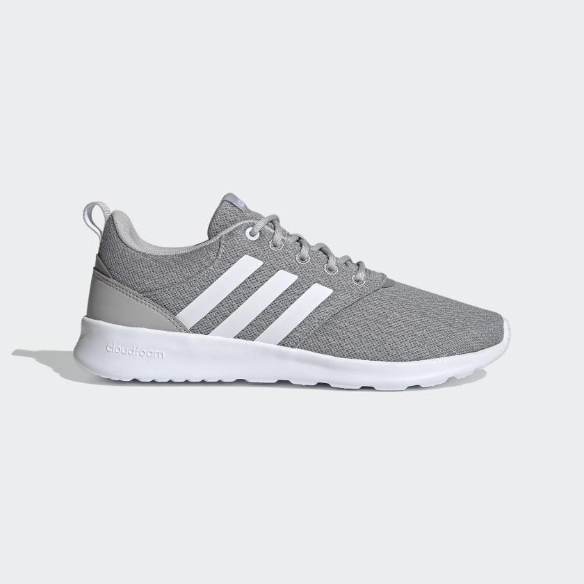 adidas QT Racer 2.0 Shoes - Grey | adidas US