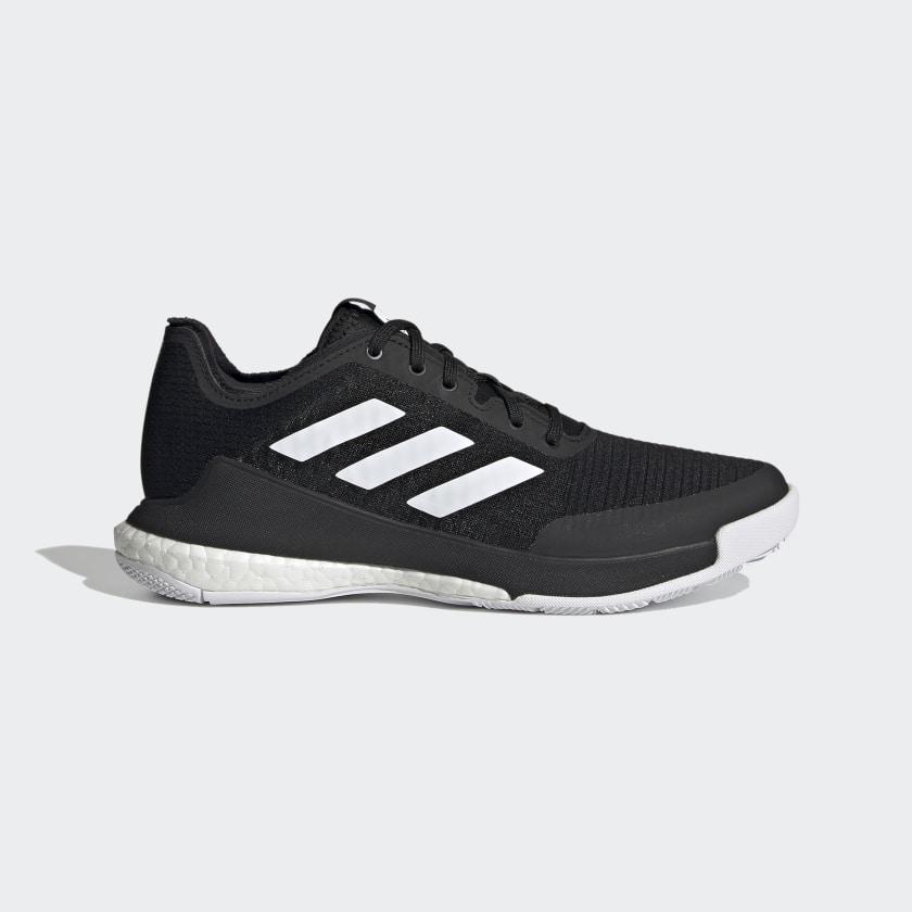 adidas CrazyFlight Volleyball Shoes - Black   adidas US
