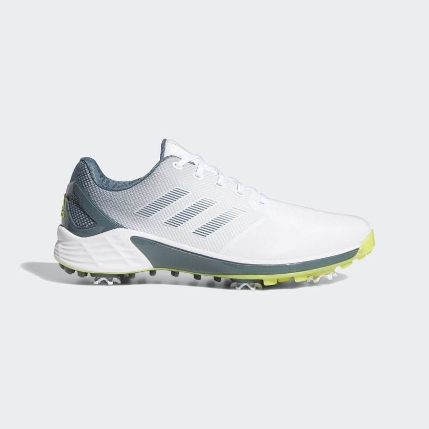 adidas ZG21 Golf Shoes - White | adidas US