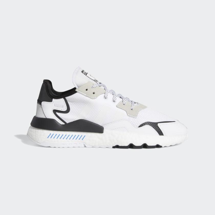 adidas Nite Jogger Star Wars Shoes - White | adidas US