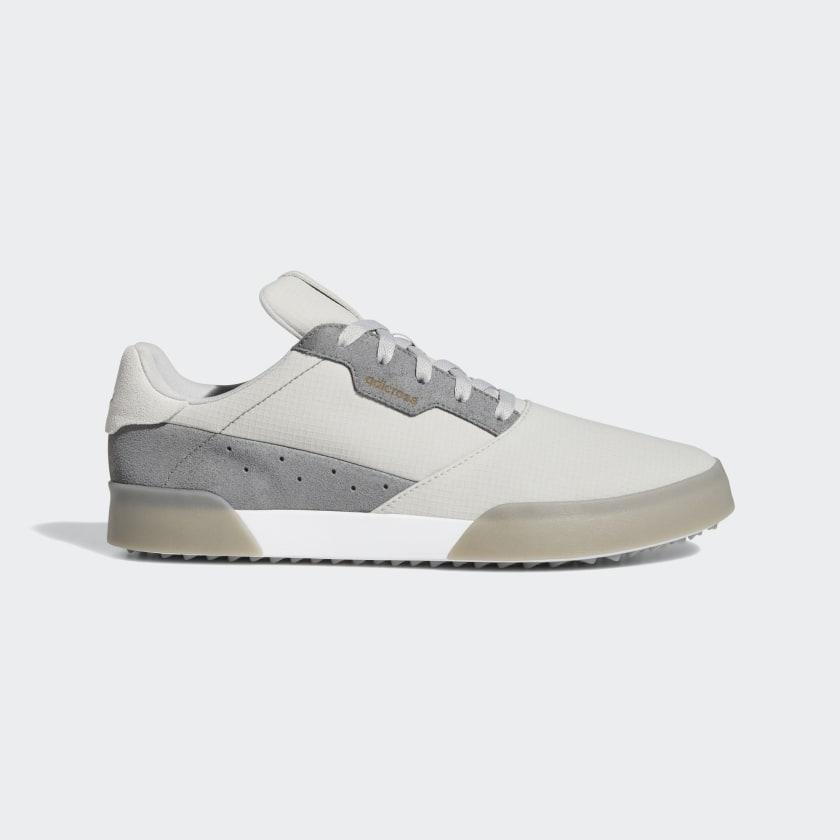 adidas Adicross Retro Spikeless Shoes - Grey | adidas US