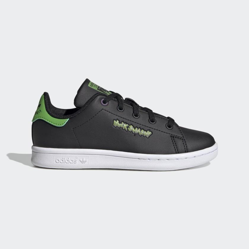 adidas HULK STAN SMITH SHOES - Black   adidas US