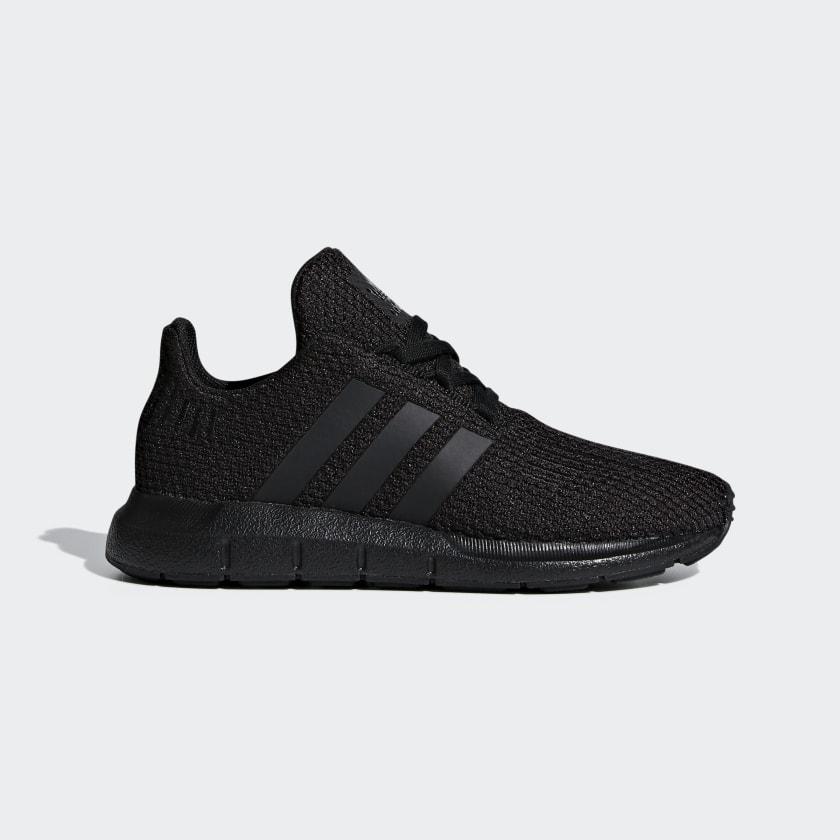 adidas Swift Run Shoes - Black   adidas US