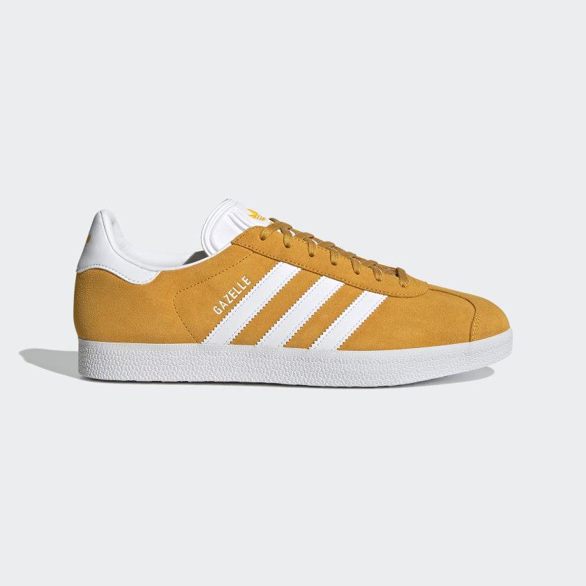 Chaussure Gazelle - Jaune adidas | adidas France