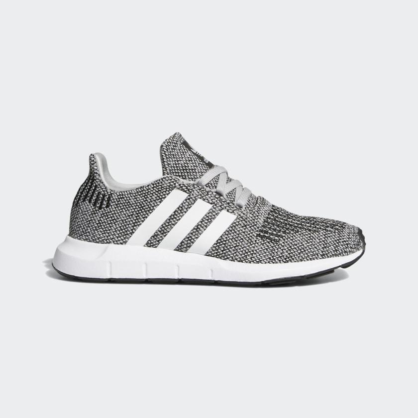 adidas Swift Run Shoes - Grey | adidas US