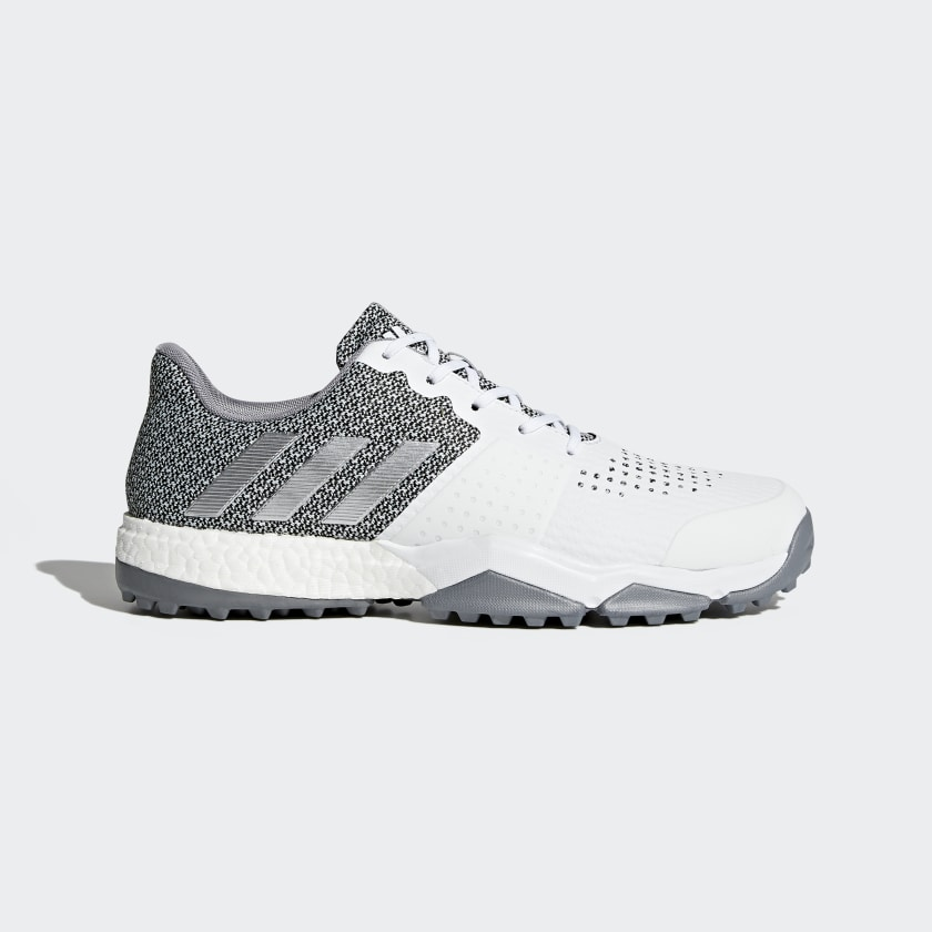 adidas adipower S Boost 3 Shoes - White | adidas US