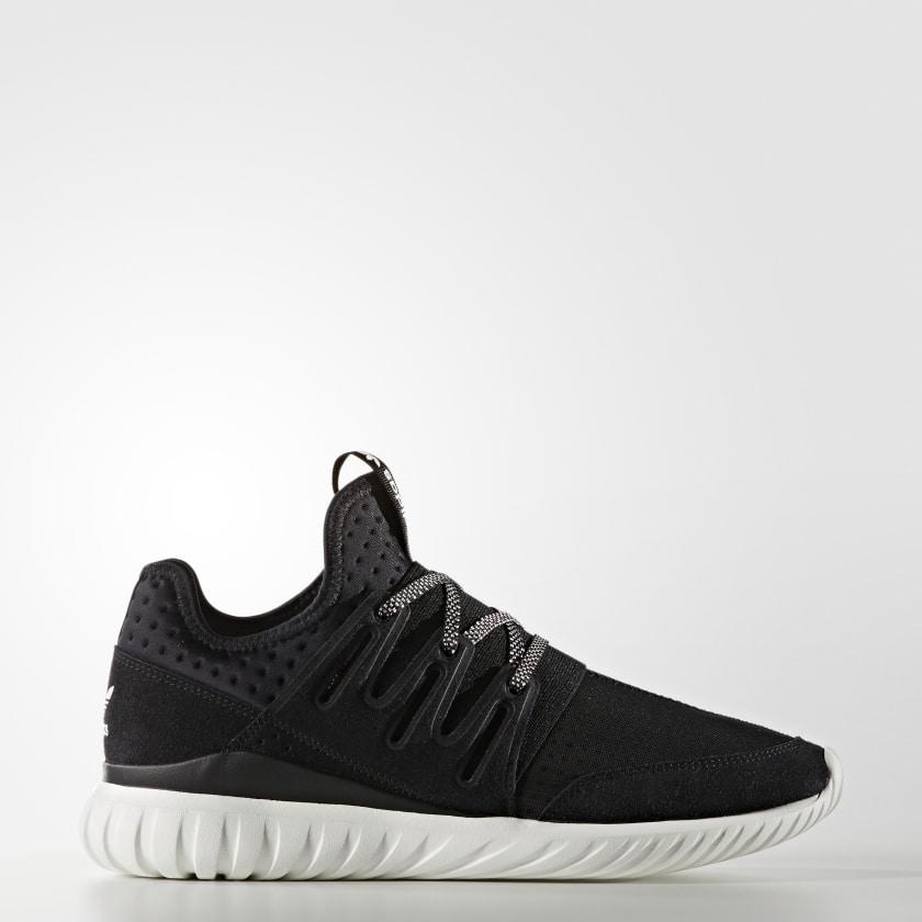 adidas Tubular Radial Shoes - Black | adidas US