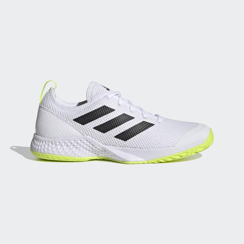 adidas Male Multi-court Tennis Shoes - White | adidas US