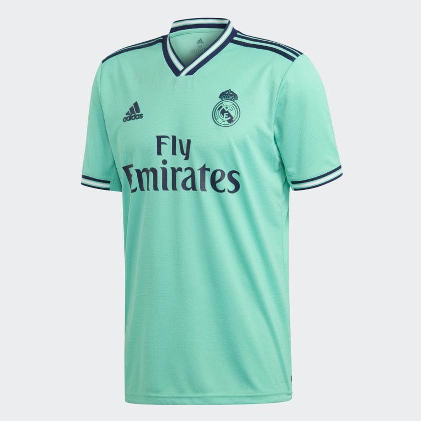 Maglia Third Real Madrid - Verde adidas | adidas Italia