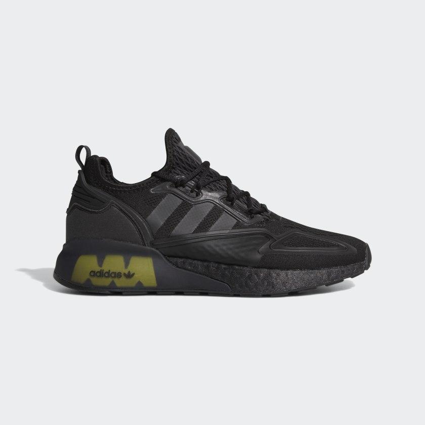 adidas ZX 2K Boost Shoes - Black | FV8453 | adidas US