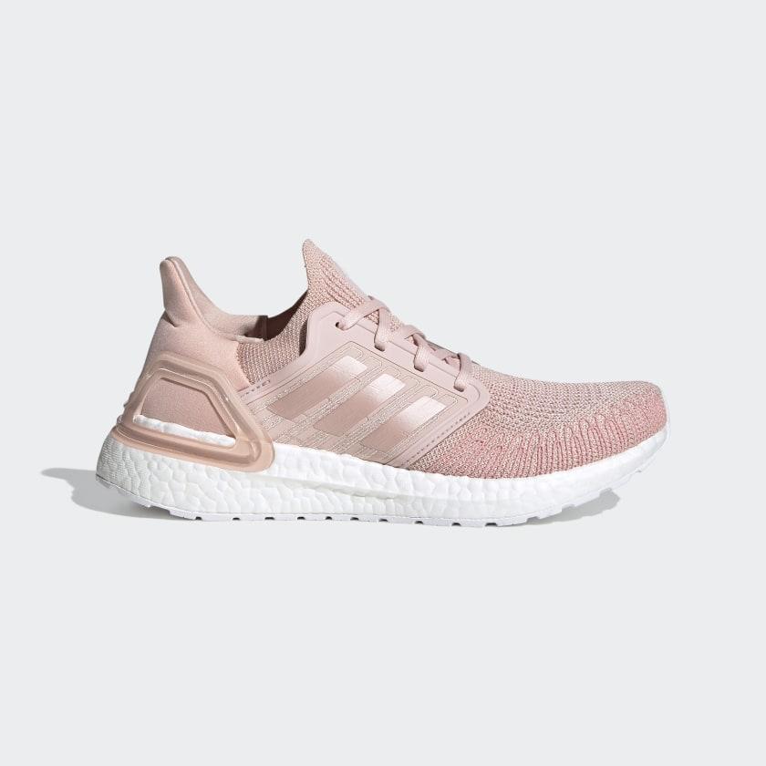 adidas Ultraboost 20 Shoes - Pink | adidas US