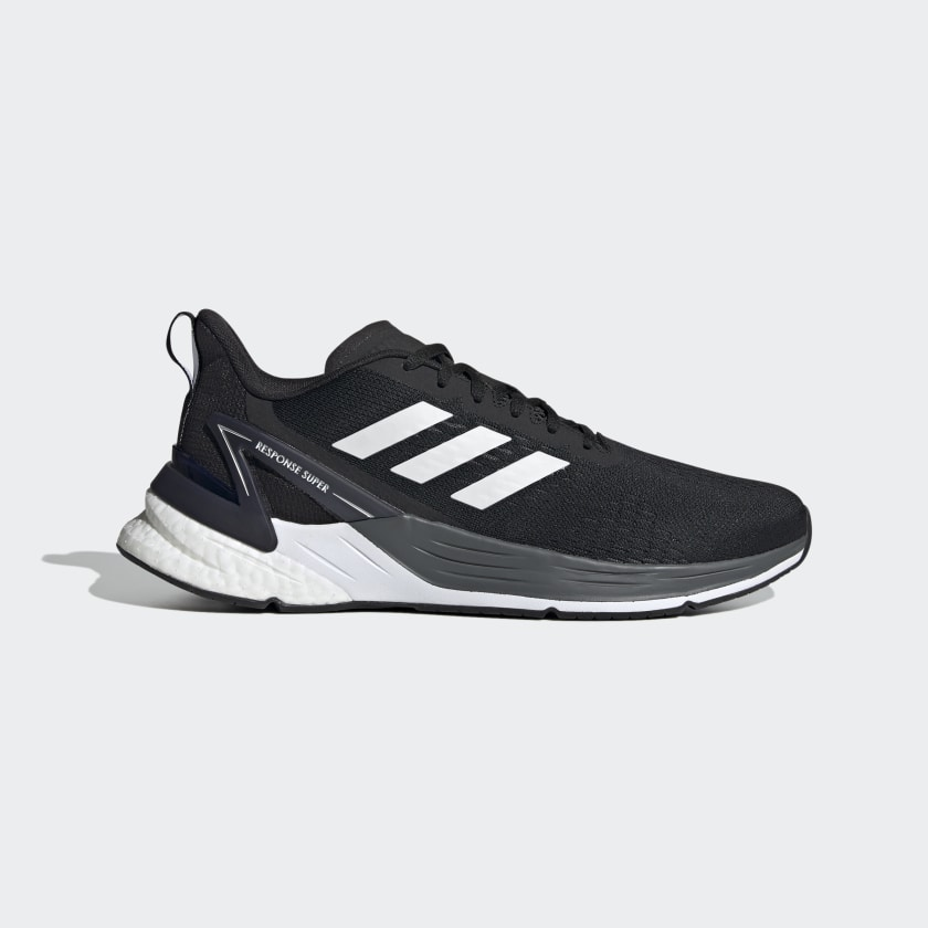 adidas Response Super Shoes - Black | adidas US