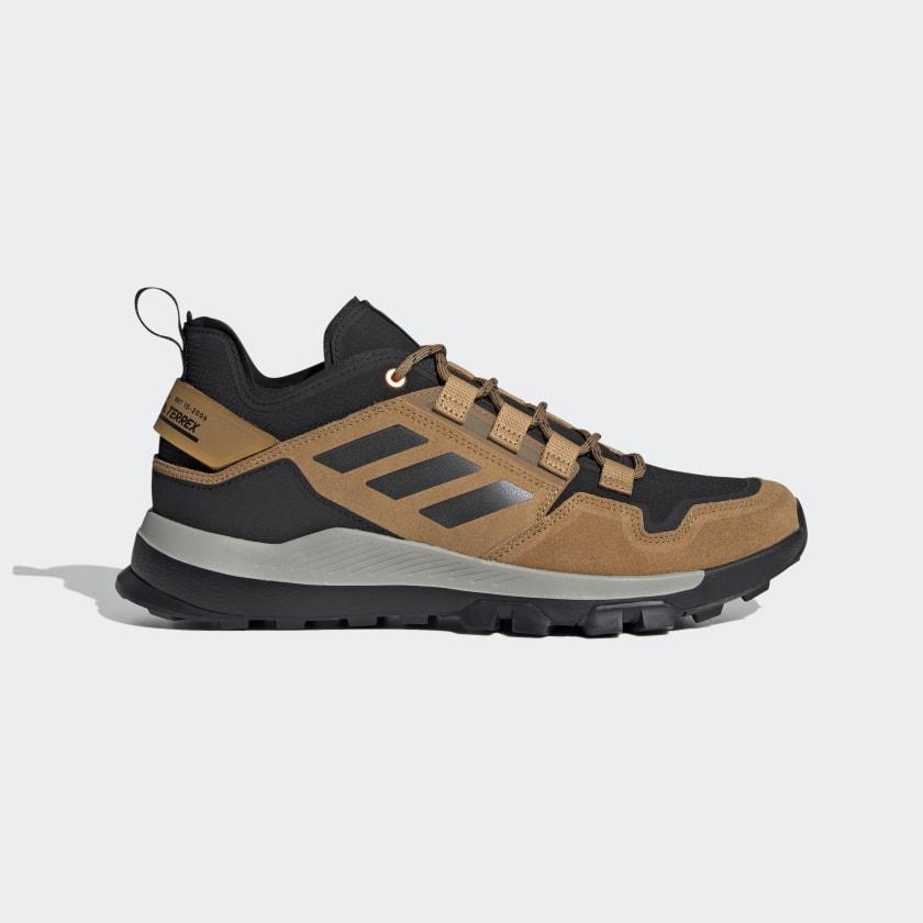 adidas Terrex Hikster Low Hiking Shoes - Brown | adidas US