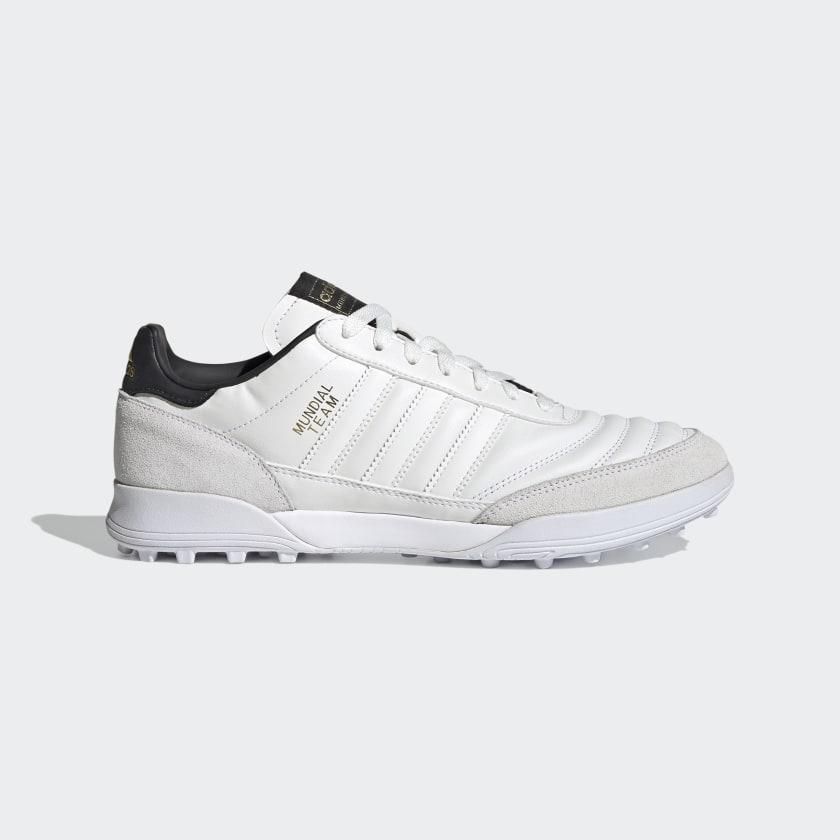 Chaussure Mundial Team Turf - Blanc adidas | adidas France