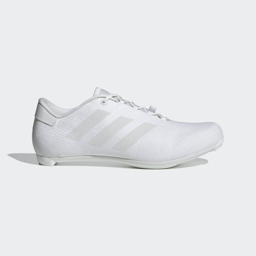 Chaussure de cyclisme The Road - Blanc adidas   adidas France