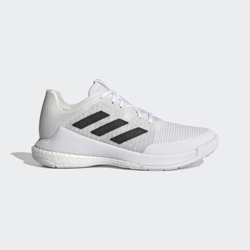 adidas CrazyFlight Volleyball Shoes - White   adidas US
