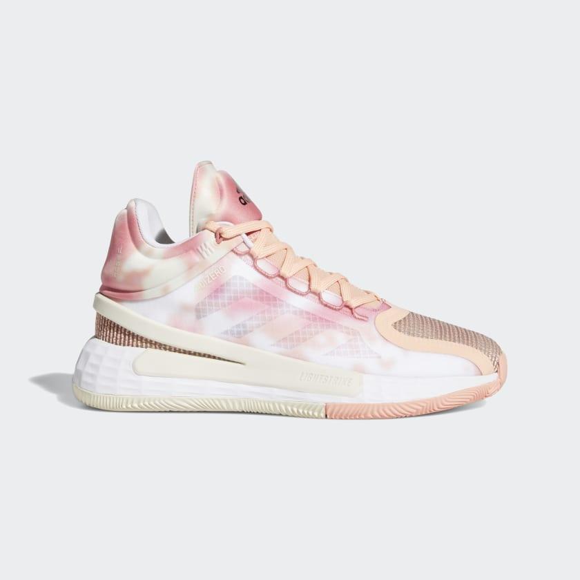 adidas D Rose 11 Shoes - Pink | adidas US