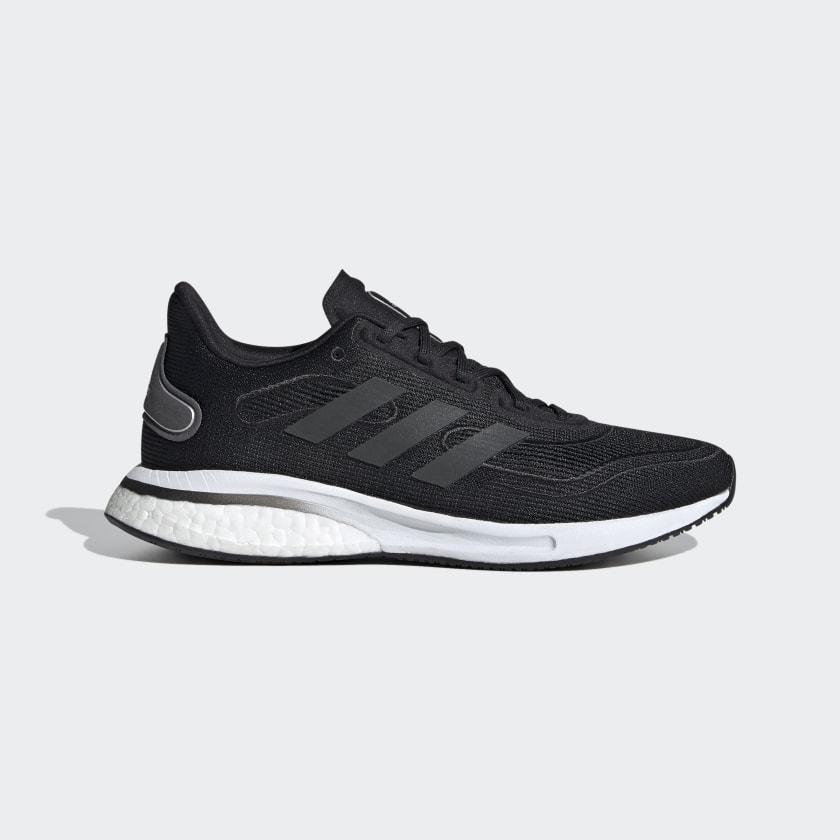 adidas Supernova Shoes - Black   adidas US