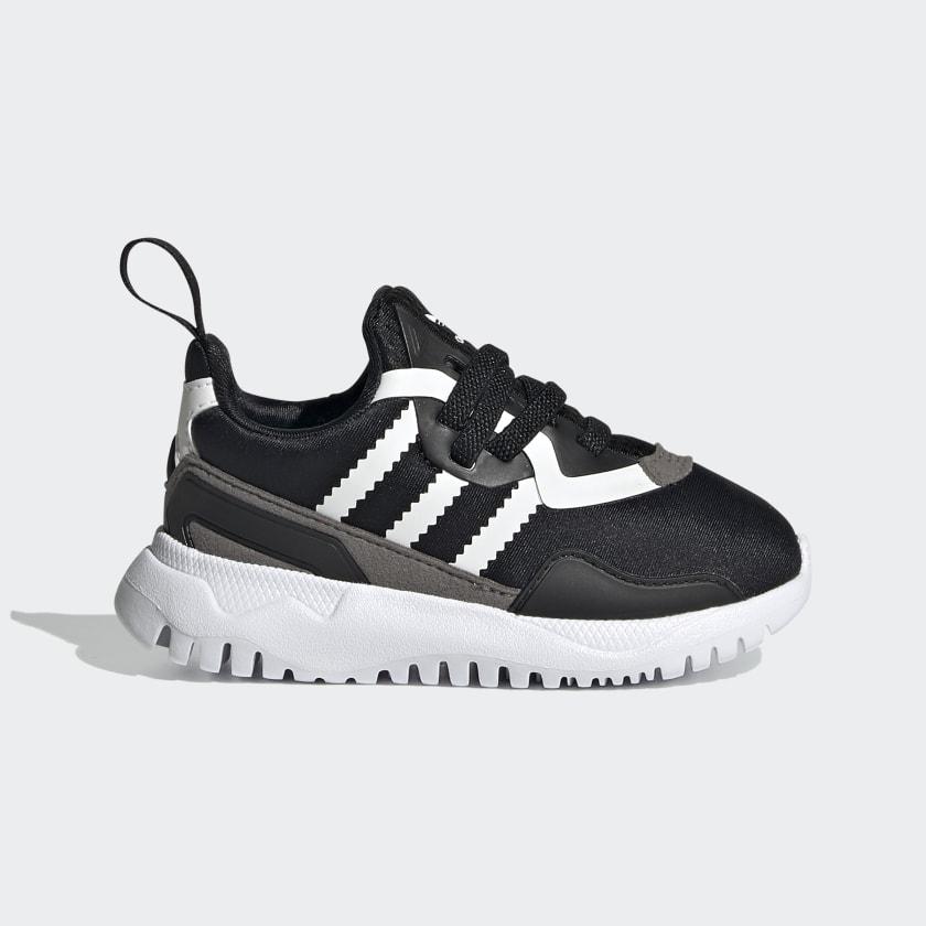 adidas Originals Flex Shoes - Black | adidas US
