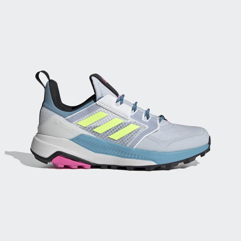 adidas Terrex Trailmaker Hiking Shoes - Blue | adidas US