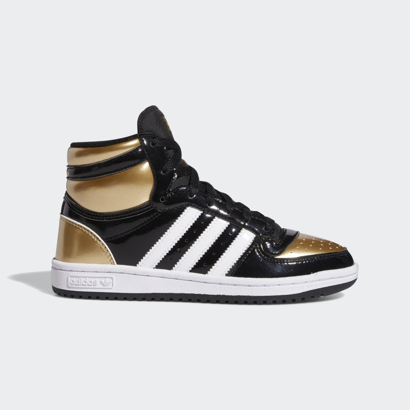 adidas Top Ten RB Shoes - Black   adidas US