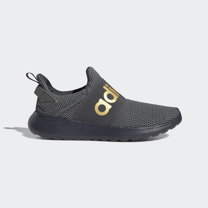 adidas Lite Racer Adapt Shoes - Grey | adidas US