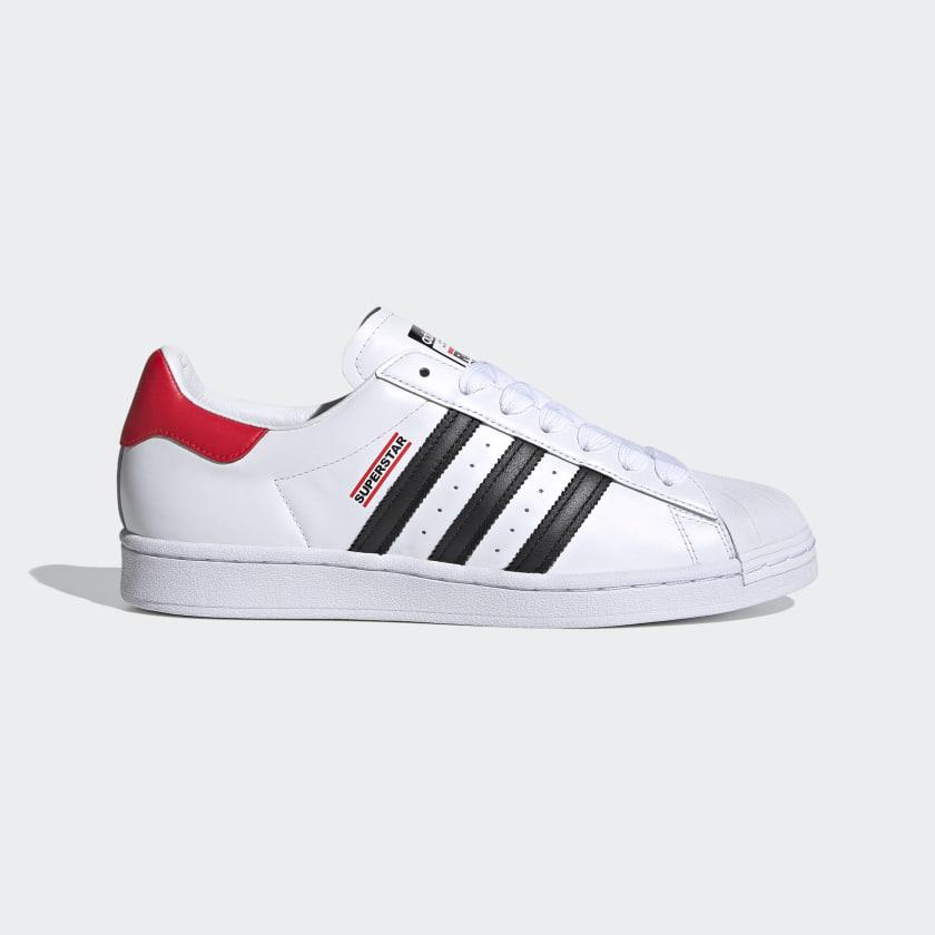 adidas Superstar Run-DMC Shoes - White   adidas US