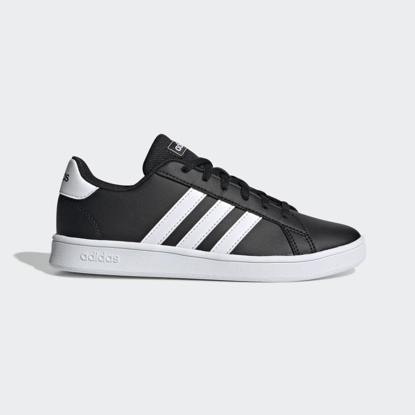 Chaussure Grand Court. - Noir adidas   adidas France