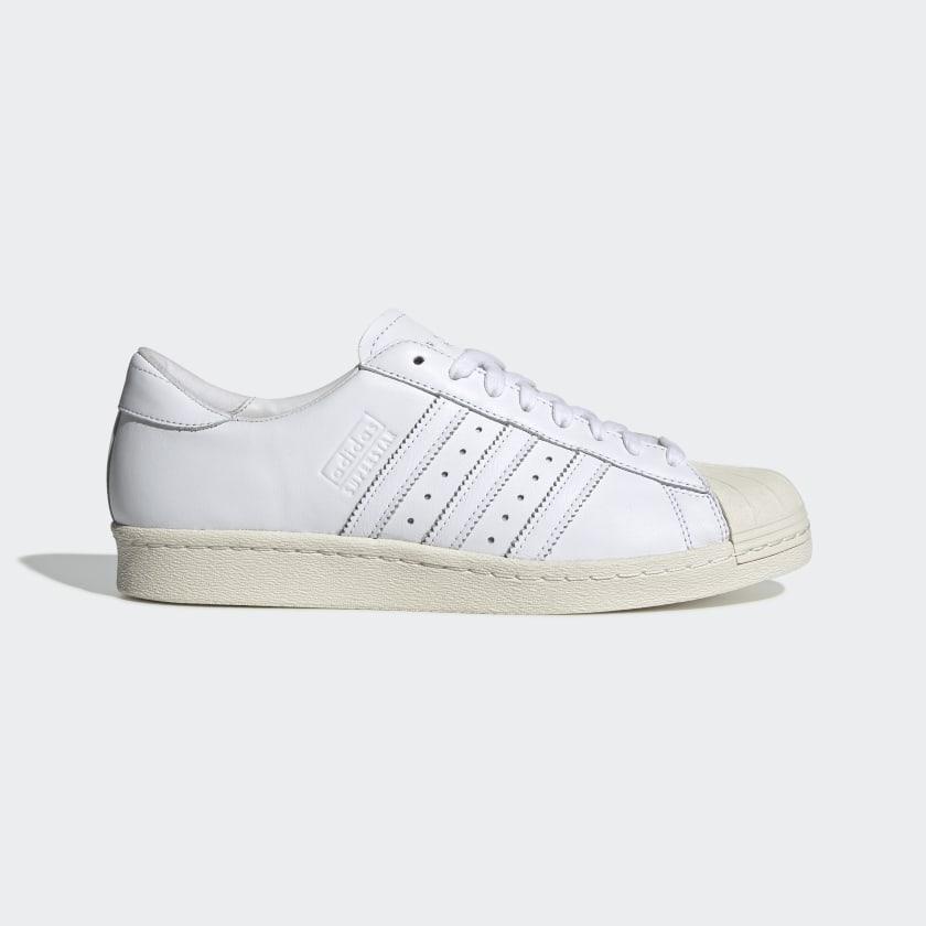 Chaussure Superstar 80s - Blanc adidas | adidas France