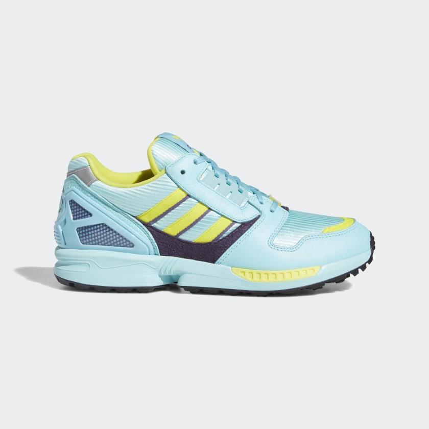adidas ZX 8000 Golf Shoes - Blue | adidas US