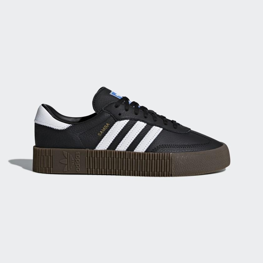 Chaussure SAMBAROSE - Noir adidas | adidas France