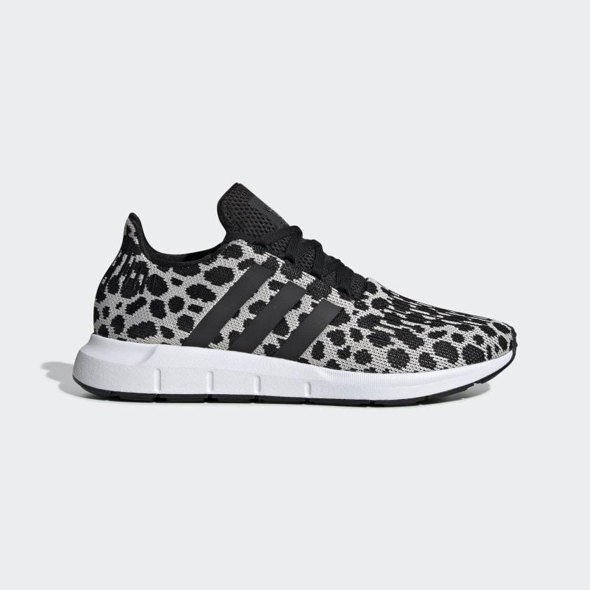 adidas Swift Run Shoes - White | adidas US