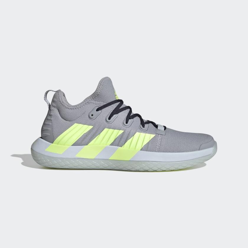 adidas Stabil Next Gen Primeblue Handball Shoes - Grey | adidas US