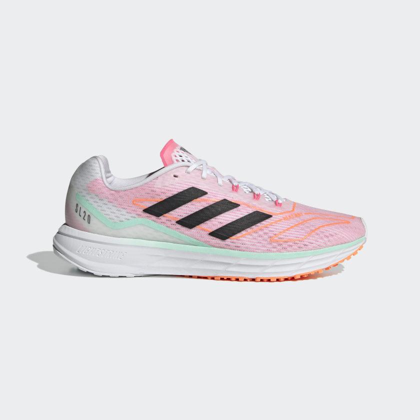 adidas SL20 SUMMER.RDY Shoes - White   adidas US