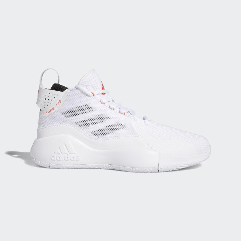 adidas D Rose 773 2020 Shoes - White | adidas US