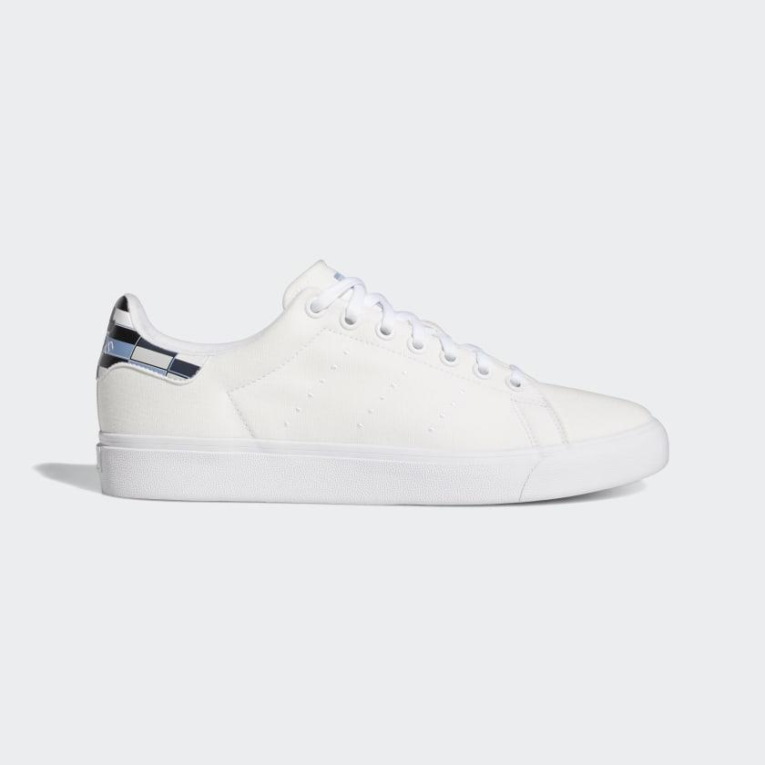 adidas Stan Smith Vulc Shoes - White | adidas US