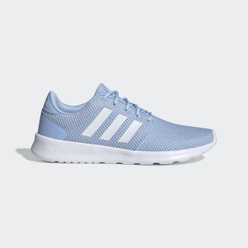 adidas Cloudfoam QT Racer Shoes - Blue | adidas US