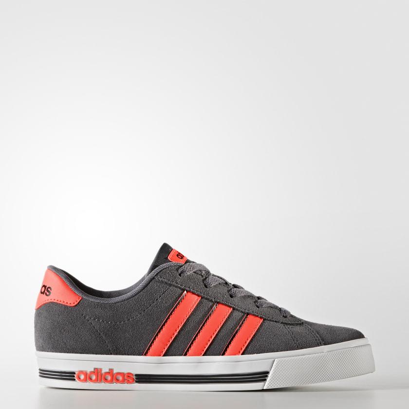adidas Daily Team Shoes - Grey | adidas US