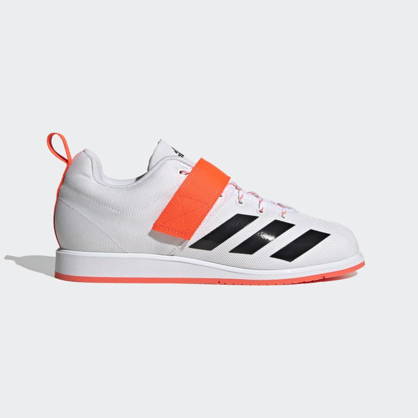 adidas Powerlift Weightlifting Shoes - White | adidas US