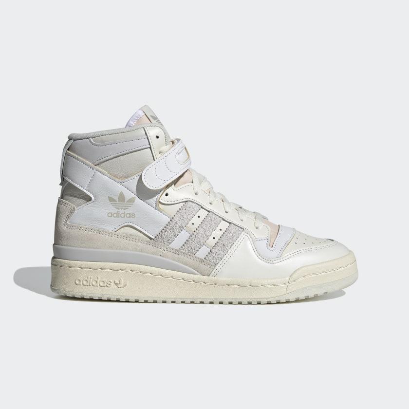 adidas Forum 84 High Shoes - Grey   FY4576   adidas US