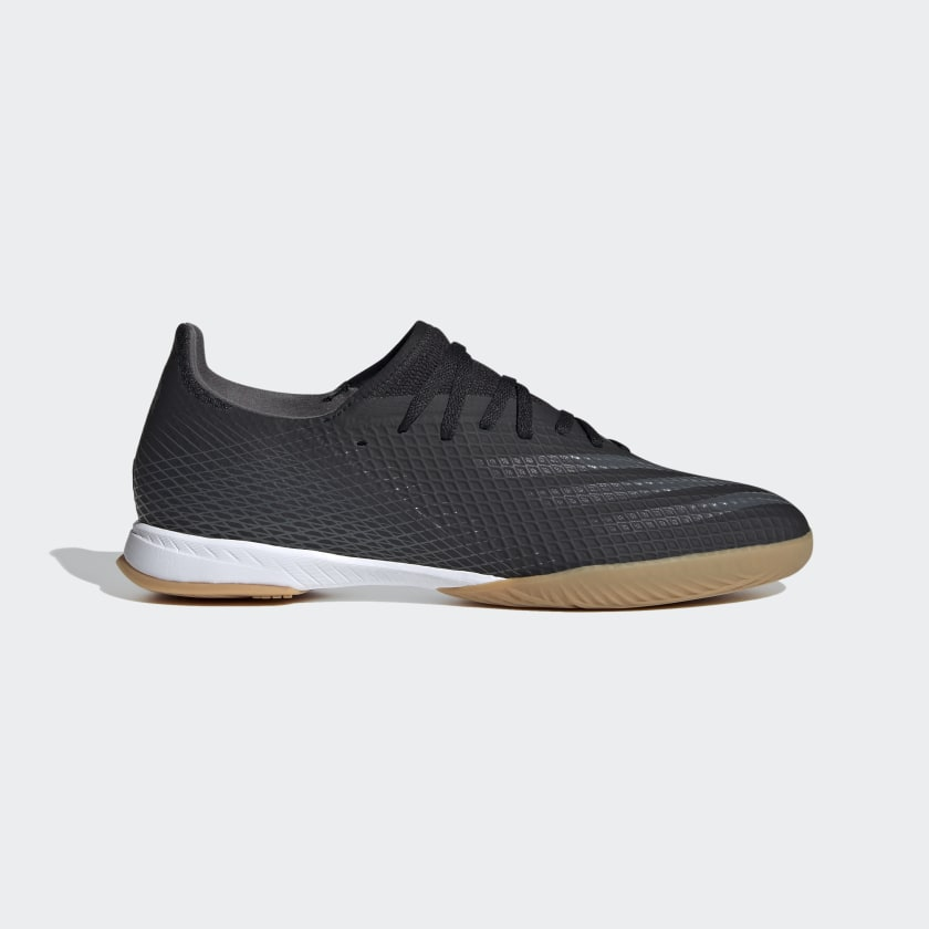 X GHOSTED.3 IN FUSSBALLSCHUH Core Black