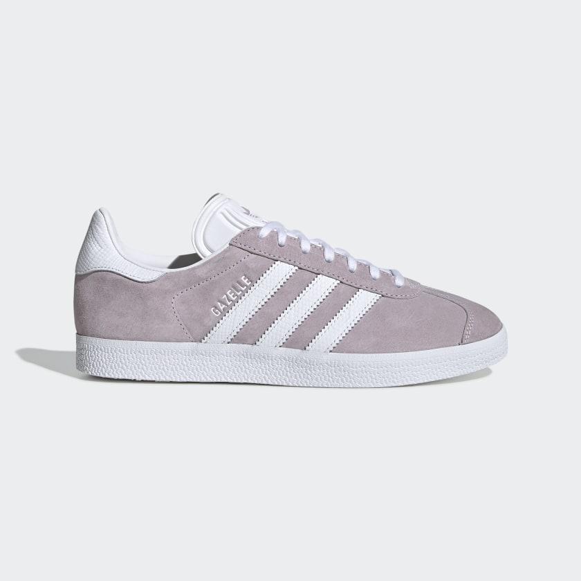 adidas Gazelle Shoes - Purple   adidas US